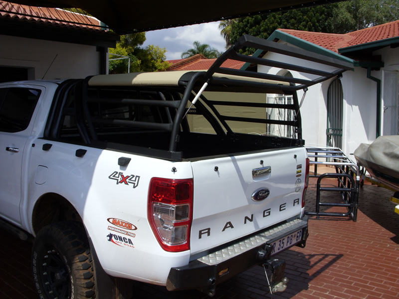 Ford Ranger New Custom Built Canvas Canopies