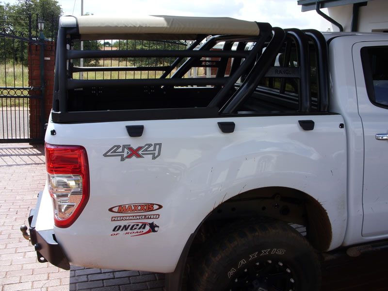 Return to Canopies Gallery & Ford Ranger New - Custom Built Canvas Canopies