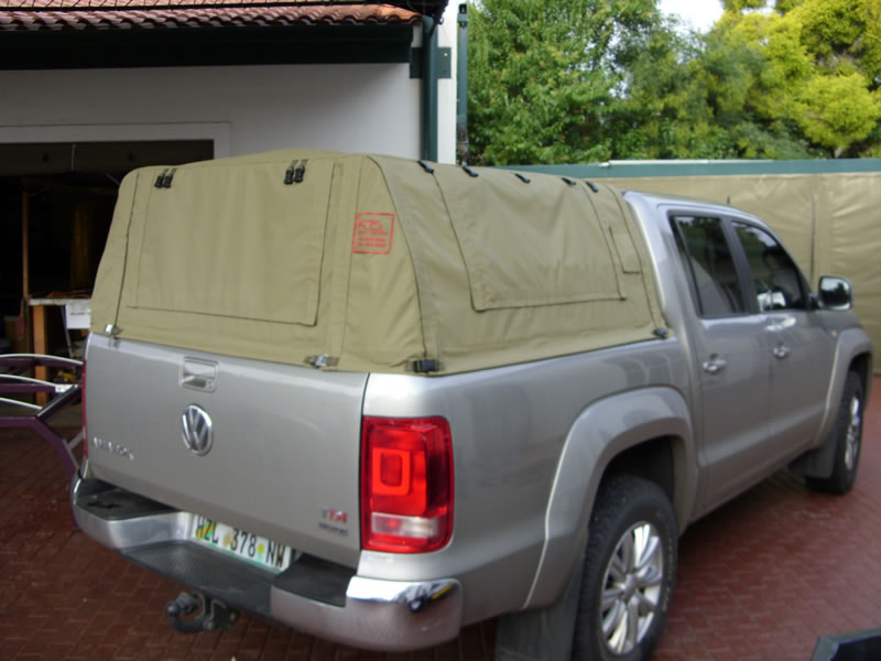 F250 Seat Covers >> Modular prototype canopies VW Amarok, Ford F250 USA, - Custom Built Canvas Canopies