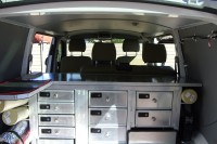 VW Transporter Custom Shopfitting