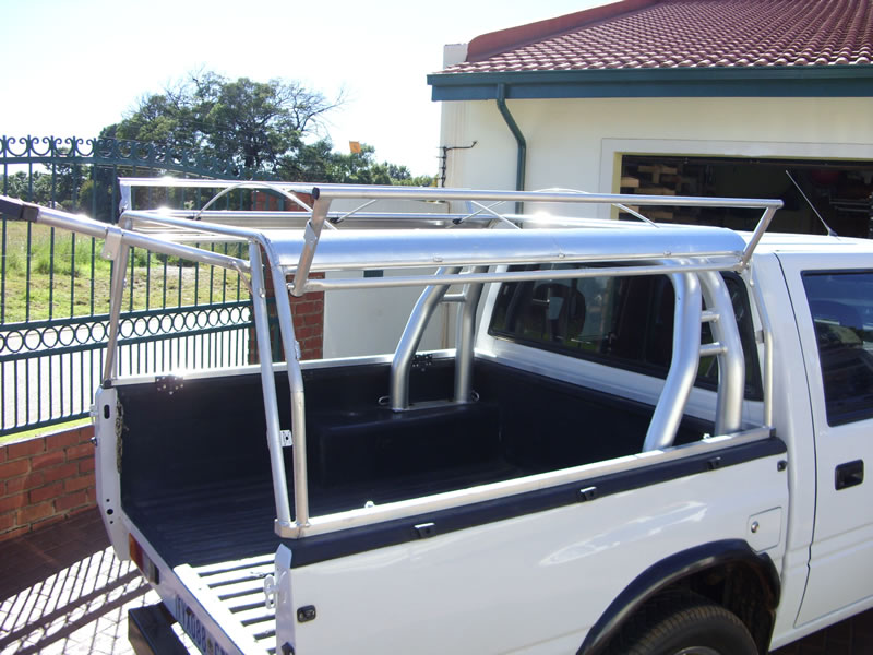 Isuzu Custom Built Canvas Canopies