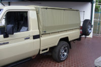 Canopies for  Landcruiser,VW Transporter,Hyundai H100, Toyota, Kia