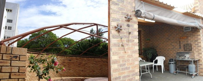 custom built canvas canopies