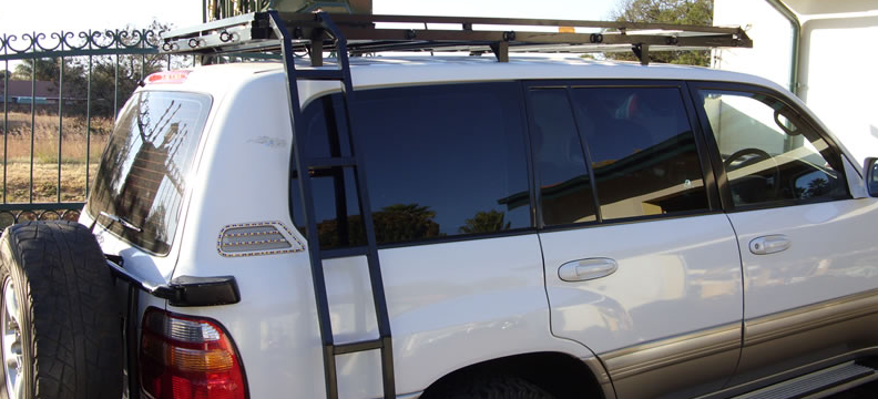 CBCC Roof rack