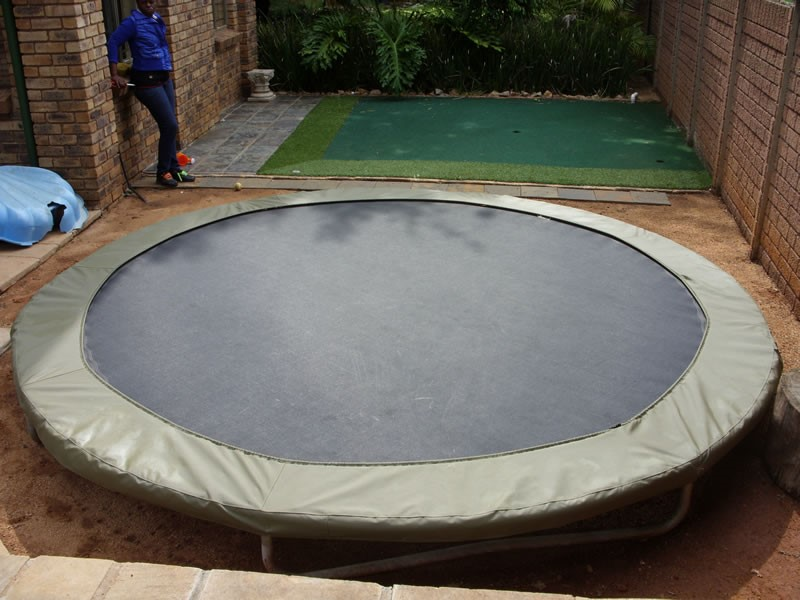 CBCC Holiday Trampoline